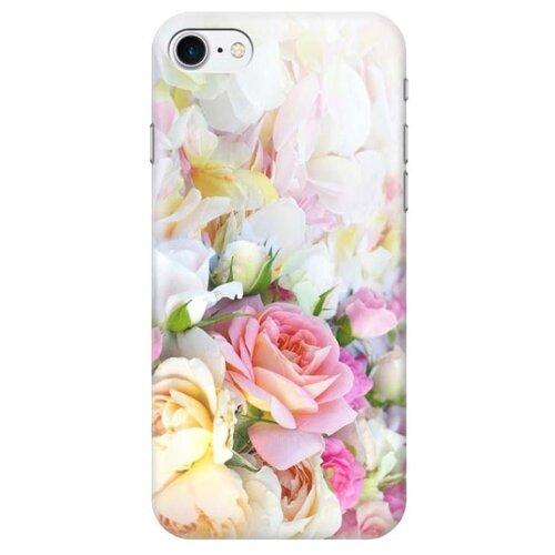 Чехол Gosso 634621 для Apple iPhone 7/iPhone 8 нежные розыЧехлы<br>