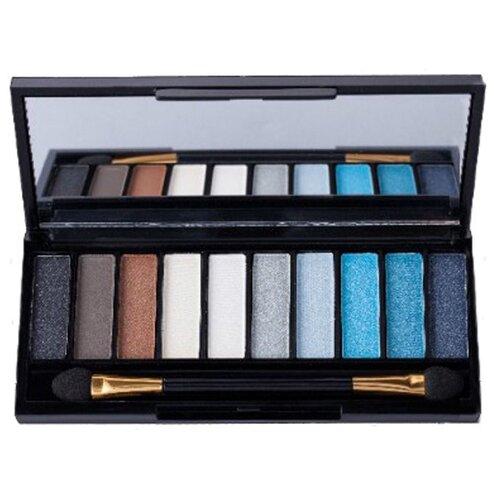 Magruss Палетка теней Luminous Phyto Eyeshadow голубая палитра
