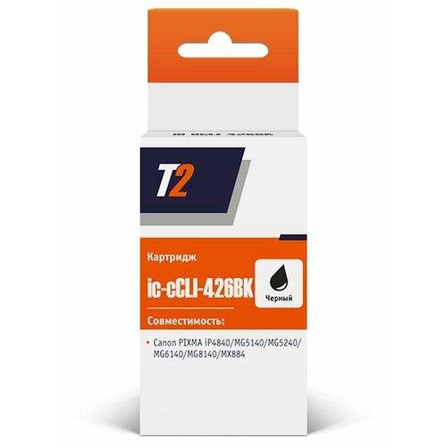 Фото - Картридж T2 IC-CCLI-426BK, совместимый картридж t2 ic ccli 471m xl совместимый