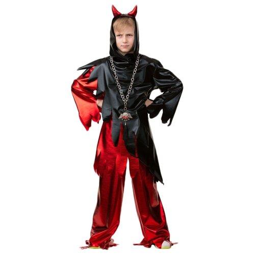 Костюм Батик Демон (6071), черный/красный, размер 152 по цене 2 320