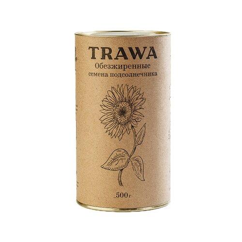 Семена подсолнечника Trawa обезжиренные 500 г
