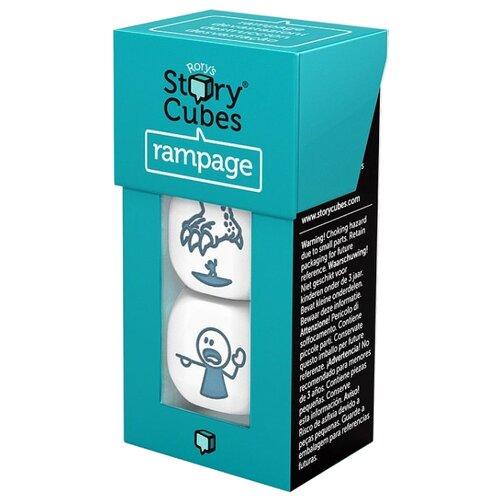 Дополнение для настольной игры Rory's Story Cubes Кубики историй Буйства RSC24, Настольные игры  - купить со скидкой