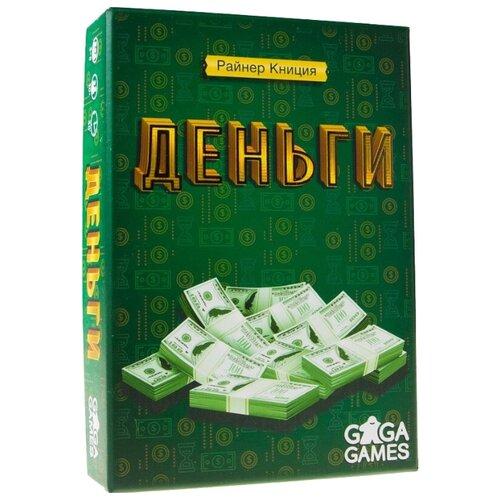 Фото - Настольная игра GAGA Деньги GG133 настольная игра gaga алхимики