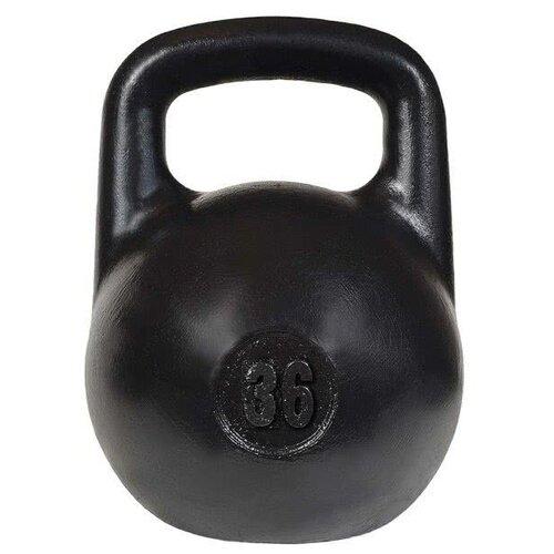 Гиря цельнолитая TITAN уральская 36 кг