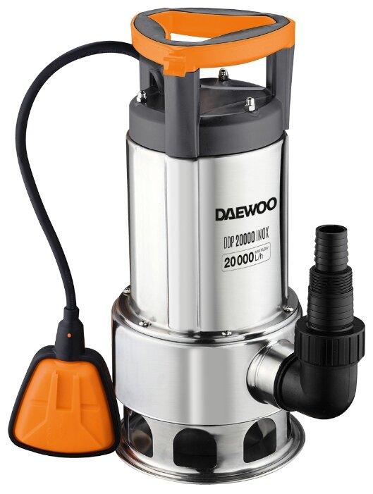 Дренажный насос Daewoo Power Products DDP 20000 INOX (1100 Вт)