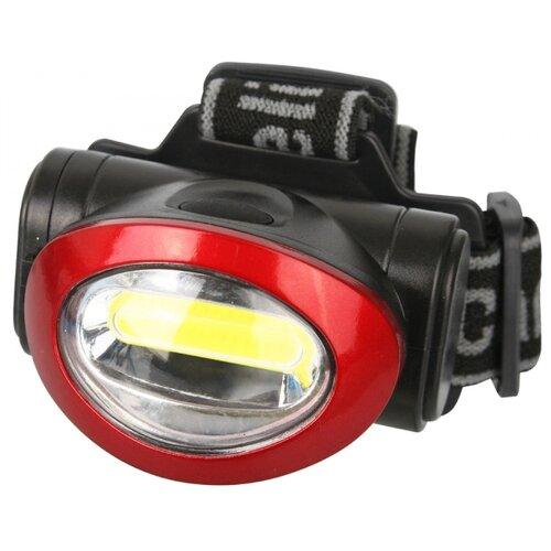 цена на Налобный фонарь Camelion LED5382 черный