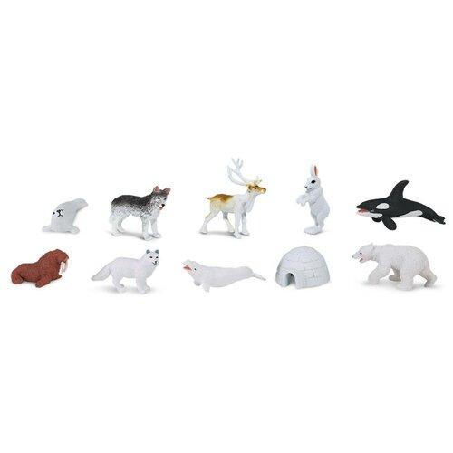 Купить Игровой набор Safari Ltd Животные Арктики 681604, Игровые наборы и фигурки