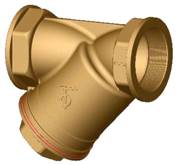 Фильтр механической очистки Tecofi F2143 муфтовый (ВР/ВР), бронза