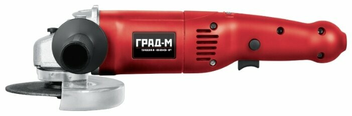 УШМ Град-М УШМ-880-Р, 860 Вт, 125 мм