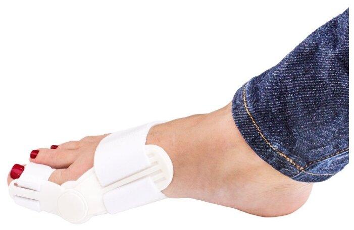 Фиксатор для большого пальца ноги GESS Uniflex (гибкий)