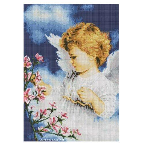 Купить Белоснежка Набор алмазной вышивки Малютка Ангел (169-ST-S) 40x50 см, Алмазная вышивка
