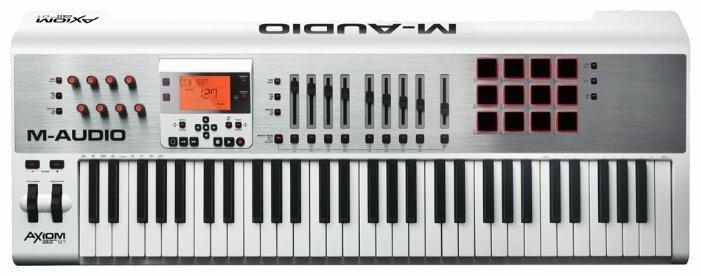 MIDI-клавиатура M-Audio Axiom AIR 61