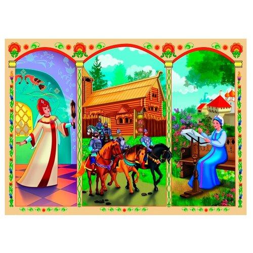 Купить Пазл Castorland Сказка о мертвой царевне (B-PU30135-BC), деталей: 300, Пазлы