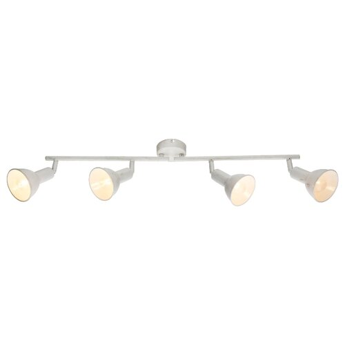 Спот Globo Lighting Caldera 54648-4, E14, 160 Вт спот globo lighting marei 54808 4
