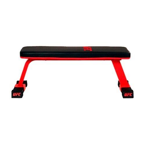 Скамья UFC UHB-69835 черный/красный скамья ufc uhb 69843 черный красный