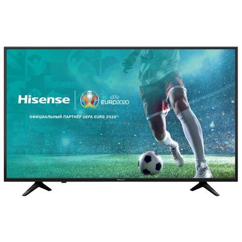 Телевизор Hisense H50A6100 черныйТелевизоры<br>