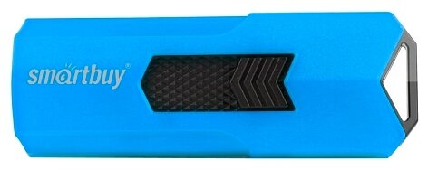 USB-флэш накопитель Smartbuy Glossy series 64GB (SB64GBGS-G) (зеленый) - USB Flash drive