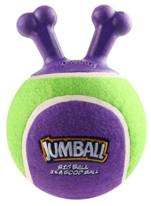 Мячик для собак GiGwi Jumball с захватом (75363)