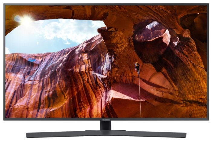 """Телевизор Samsung UE50RU7400U 49.5"""" (2019) — купить по выгодной цене на Яндекс.Маркете"""
