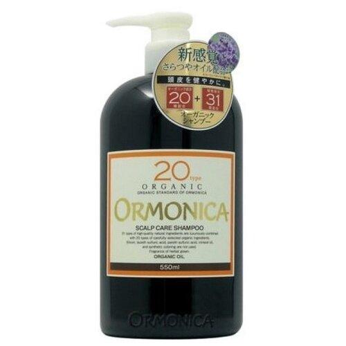 Купить ORMONICA шампунь Scalp Care для ухода за волосами и кожей головы, 550 мл