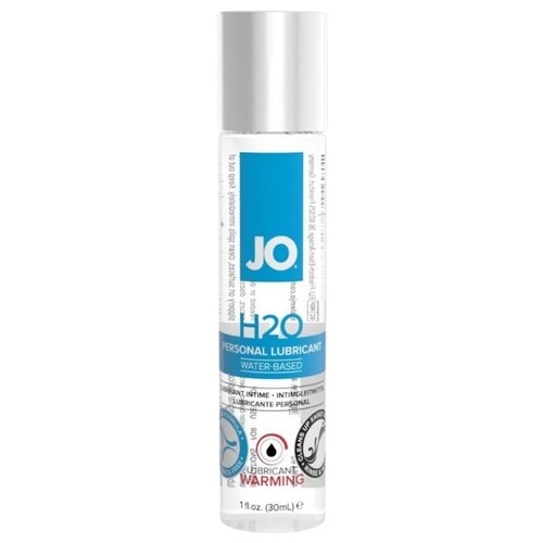 Гель-смазка JO H2O Warming 30 мл флакон