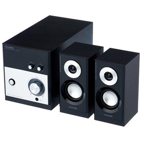 Компьютерная акустика Microlab M-880 черный microlab m 300bt черный