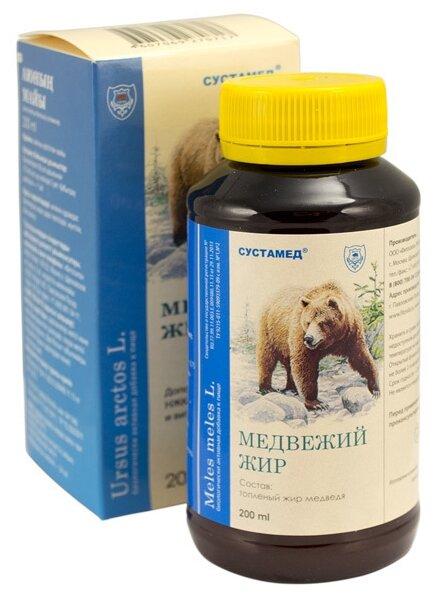 Медвежий жир Фитосила Сустамед фл. 200 мл