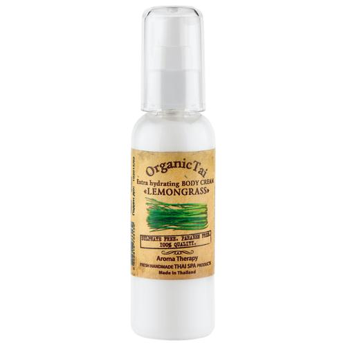 Крем для тела Organic TAI экстраувлажняющий Лемонграсс, 120 млКремы и лосьоны<br>