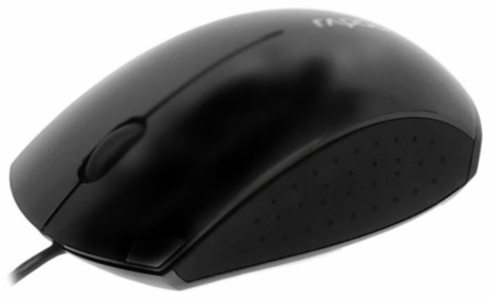 Мышь Rapoo N3500 Black USB