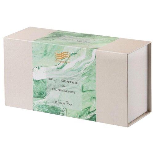 Чай зеленый Eternity Self-control&Confidence Pine needles в пакетиках , 20 шт. фото