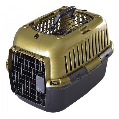 Переноска-клиппер для кошек и собак Fauna International Adventures 49х32х32 смТранспортировка, переноски<br>
