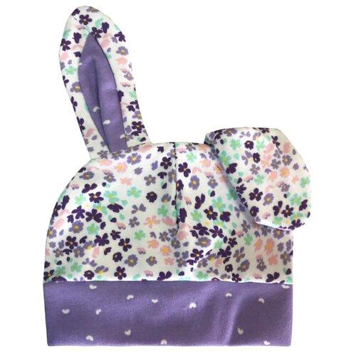Шапка KotMarKot размер 36, фиолетовыйГоловные уборы<br>