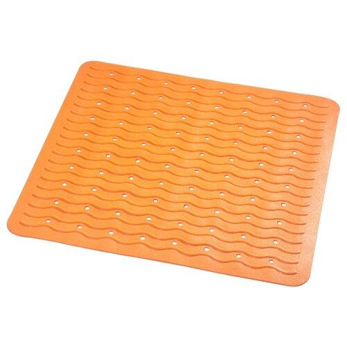 Коврик RIDDER Playa, 54x54 см оранжевый