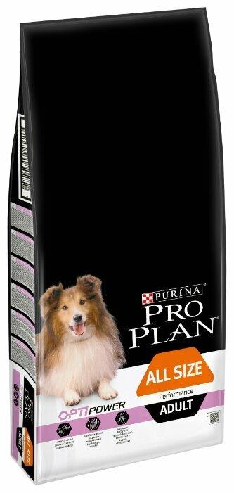 Корм для собак Pro Plan Optipower курица
