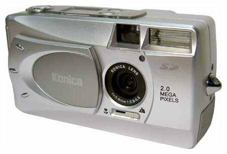 Фотоаппарат Konica KD-2000F