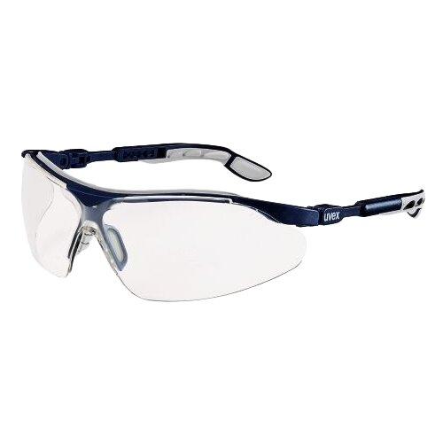 Очки uvex i-vo 9160285 прозрачный/синий