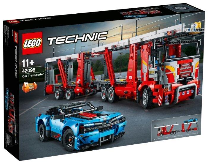 LEGO 42098 Car Transporter - Лего Автовоз
