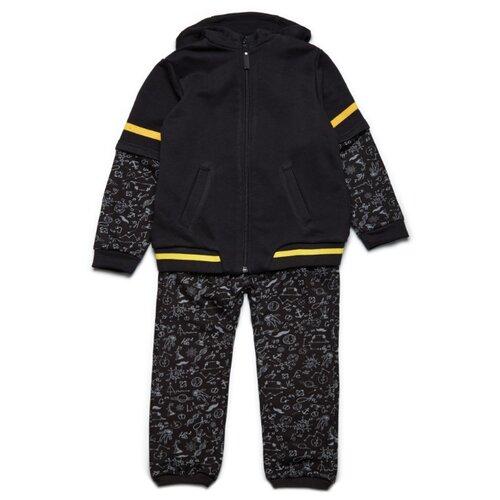 Купить Комплект одежды ЁМАЁ размер 98, черный, Комплекты и форма