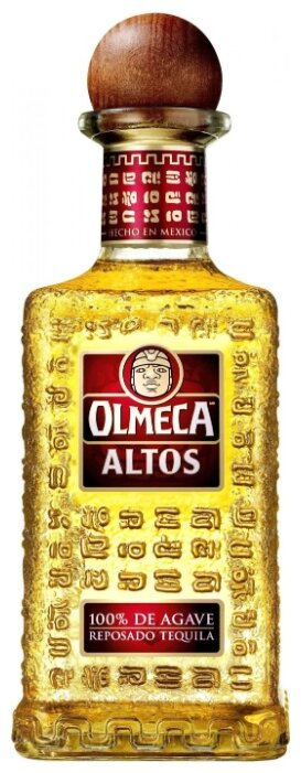 Текила Olmeca Altos Reposado, 0.7 л