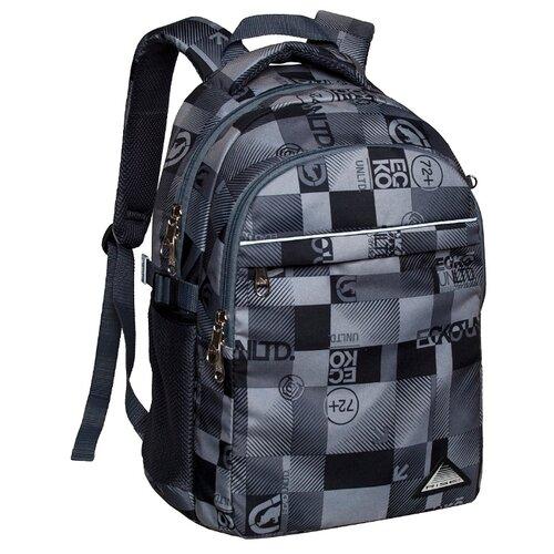 RISE Рюкзак м-340-эк, серый rise рюкзак м 340 эк серый