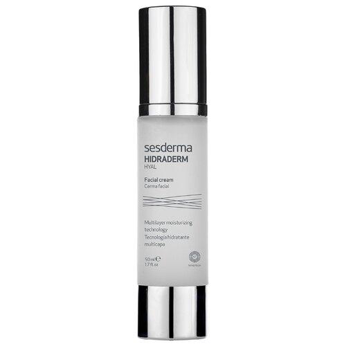 SesDerma Hidraderm Hyal Facial Cream Крем увлажняющий для лица, 50 мл