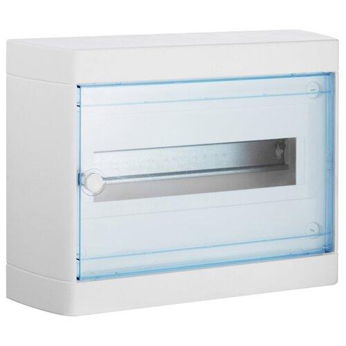 Щит распределительный Legrand 601246 навесной, пластик, модулей 12 белый