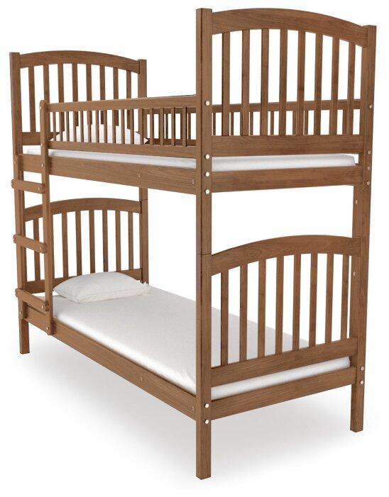 Двухъярусная кровать детская Nuovita Senso Due
