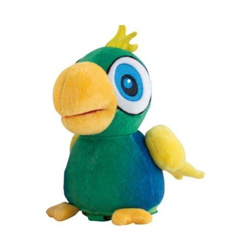 Купить Интерактивная мягкая игрушка Club Petz Попугай Benny зеленый, Роботы и трансформеры
