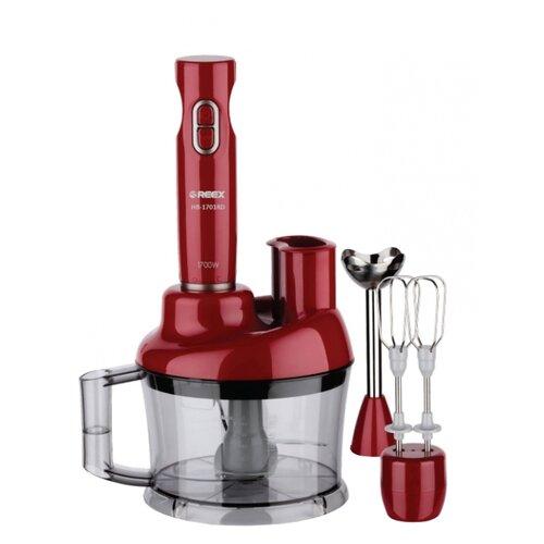 Погружной блендер REEX HB-1701RD, красный