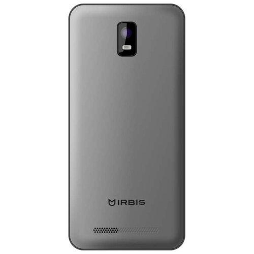 Смартфон Irbis SP493 серый смартфон
