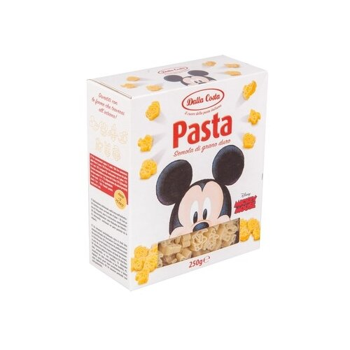 Dalla Costa Макароны Disney Mickey Mouse, 250 г