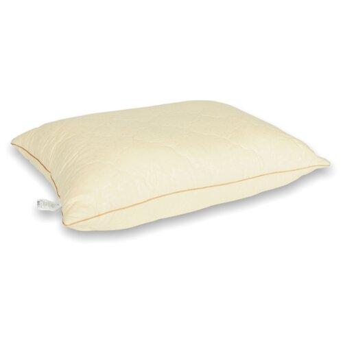 Подушка АльВиТек Модерато-Эко (ПМШ-070) 68 х 68 см кремовый наволочка альвитек гостиница 68 68 см сатин