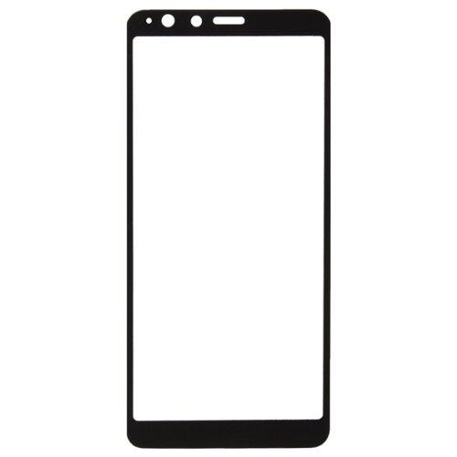 Купить Защитное стекло Liberty Project Tempered Glass с рамкой для Asus ZenFone Max Plus (M1) черный