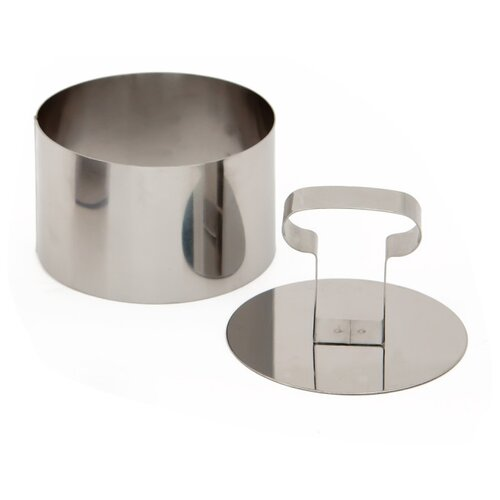 Форма кулинарная Paterra 402-502 серебристый